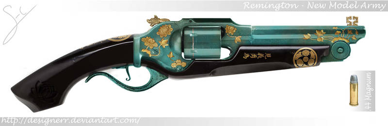 The Lotus Revolver