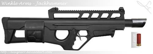 Jackhammer by LucasHC90