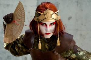 THE Kyoshi Warrior by agentsakur9