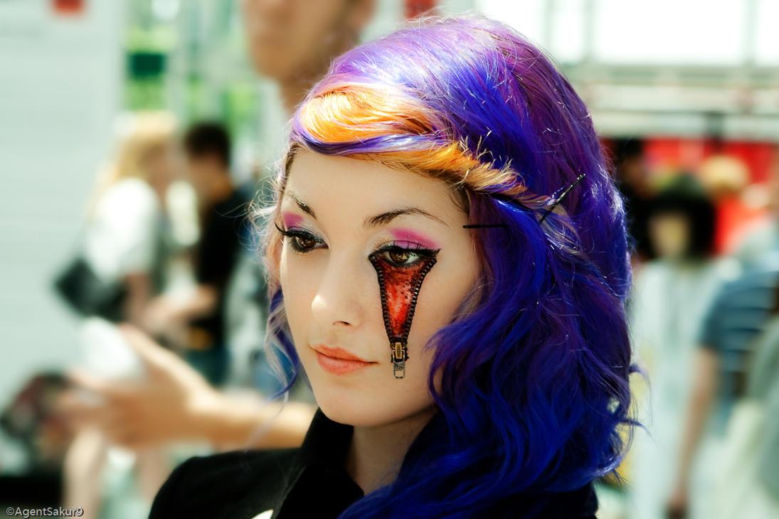 I'm A Nightmare Dressed Like A Daydream by agentsakur9