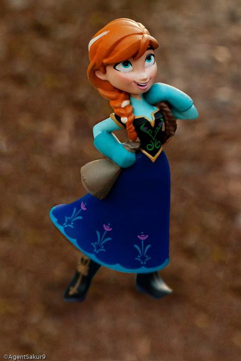 Anna Infinity by agentsakur9