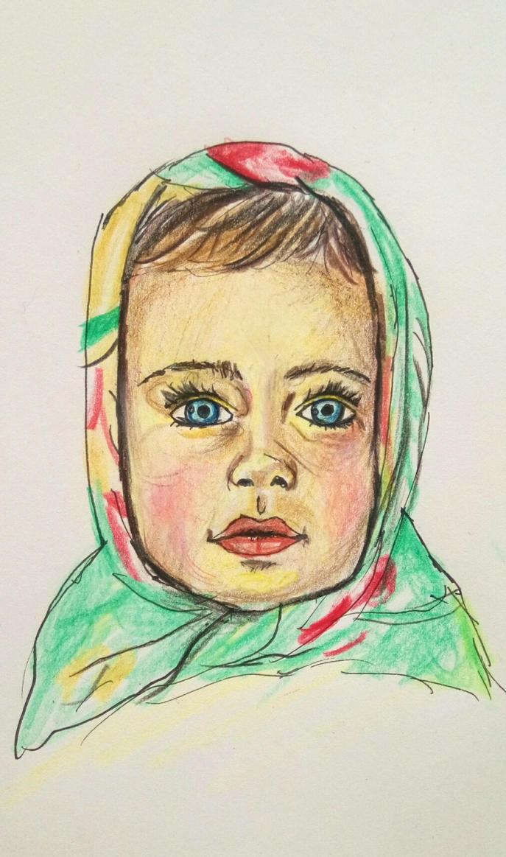 Baby Alionka  by Clementine-Schakal