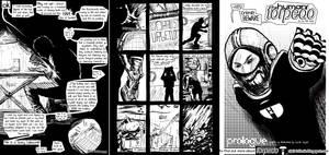 Human Torpedo Prologue by luilouie