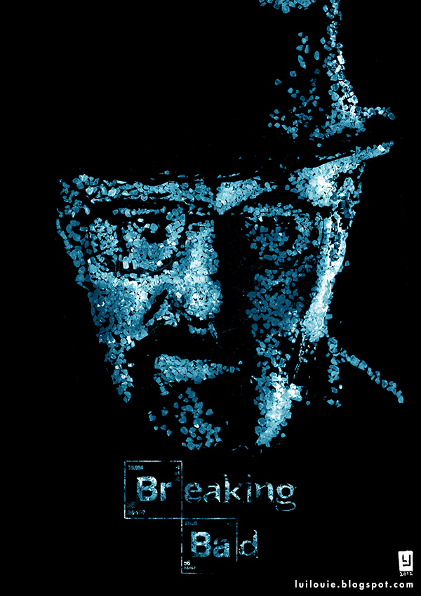 Breaking Bad by luilouie