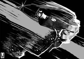 Usagi Yojimbo by luilouie