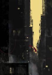 Daredevil by luilouie