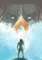 Aquaman by luilouie