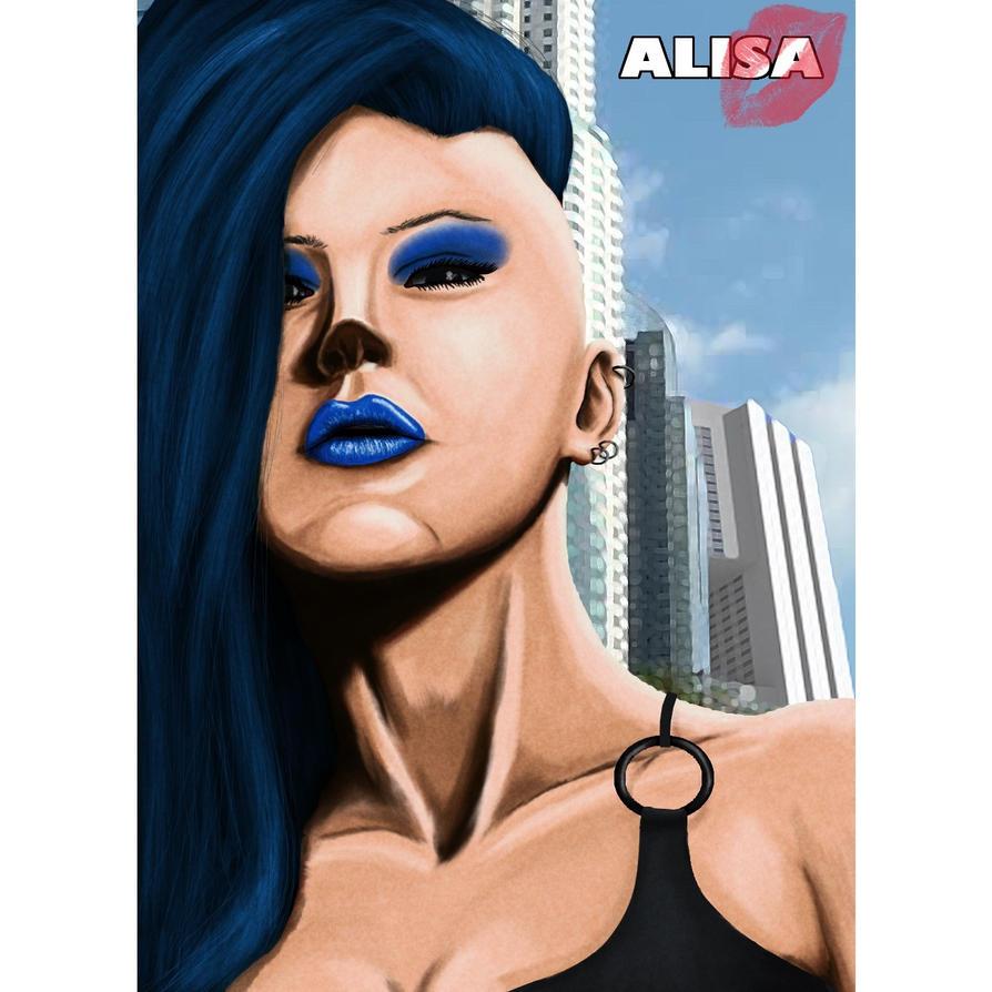 Alisa by Jackichiban94