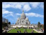 Le Sacre Coeur by Blofeld60
