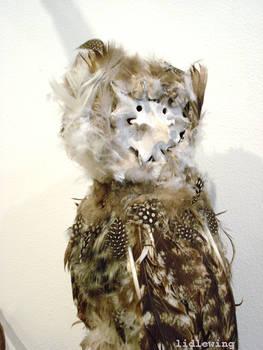 owl: 55981 detail- bust