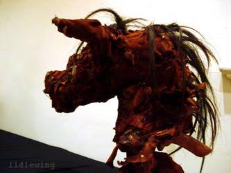 hobby horse, hair det. by lidlewing