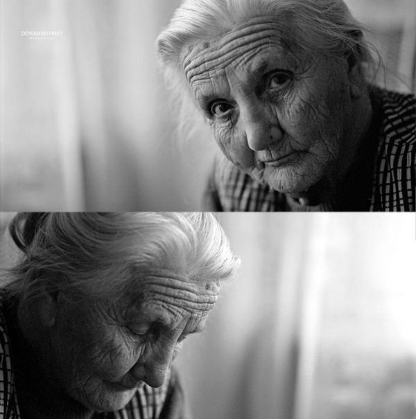 grandma by bagnino