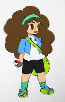 Chibi Pokemon Trainer