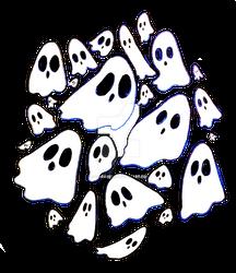 Inktober Ghosts
