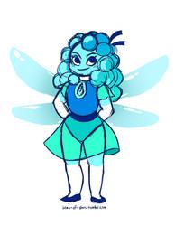 Aquamarine Gemsona