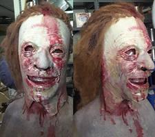Skinsuit mask