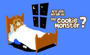 cookie monster by AlbertoPadierna