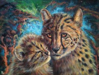 Mother's Pride by daviddekleer