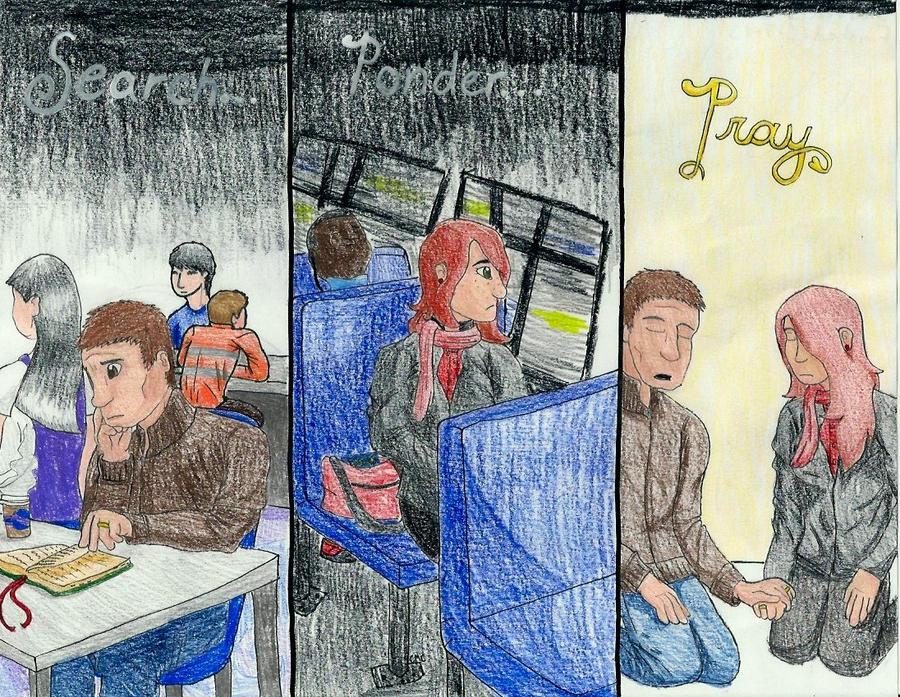 Search, Ponder, Pray by Haggis53