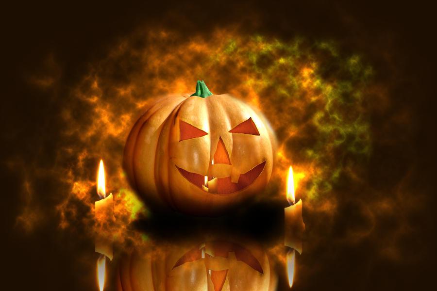 Happy Halloween by gabriela2006