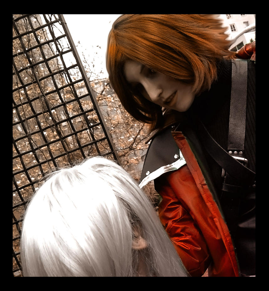 .:I Will Stay...:. by The-Winter-Cosplayer