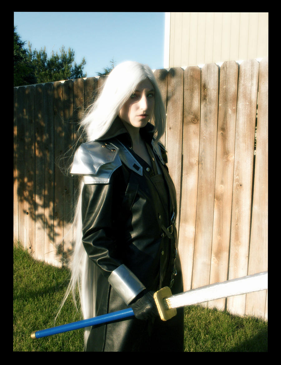 General Sephiroth by Vega-Sailor-Cosplay