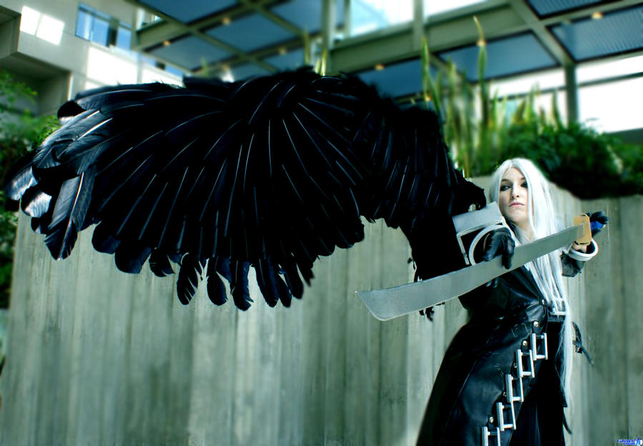 Sephiroth Masamune by The-Winter-Cosplayer