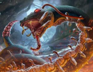 Worm Monster