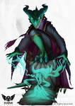 Dragonborn Warlock