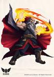 Pyromancer Dwarf