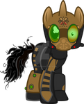 Guild Master Catharsis (Nightmare Night Suit)
