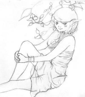 Old Celest sketch.