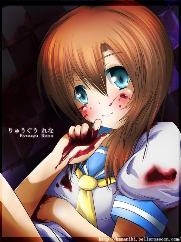 أجمــ'ــل الحزن عندما يختلط بالدم~ Higurashi__Blood_sta