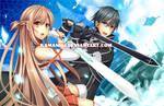 Sword Art Online: Asuna and Kirito
