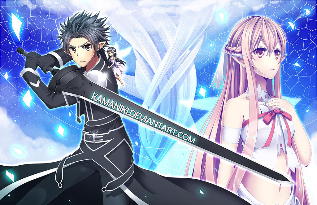 Sword Art Online Alfheim By Kamaniki