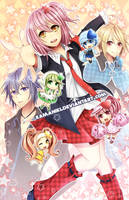 Shugo Chara: Hop Step Jump by Kamaniki