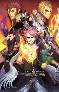 Fairy Tail: Dragon Slayers by Kamaniki