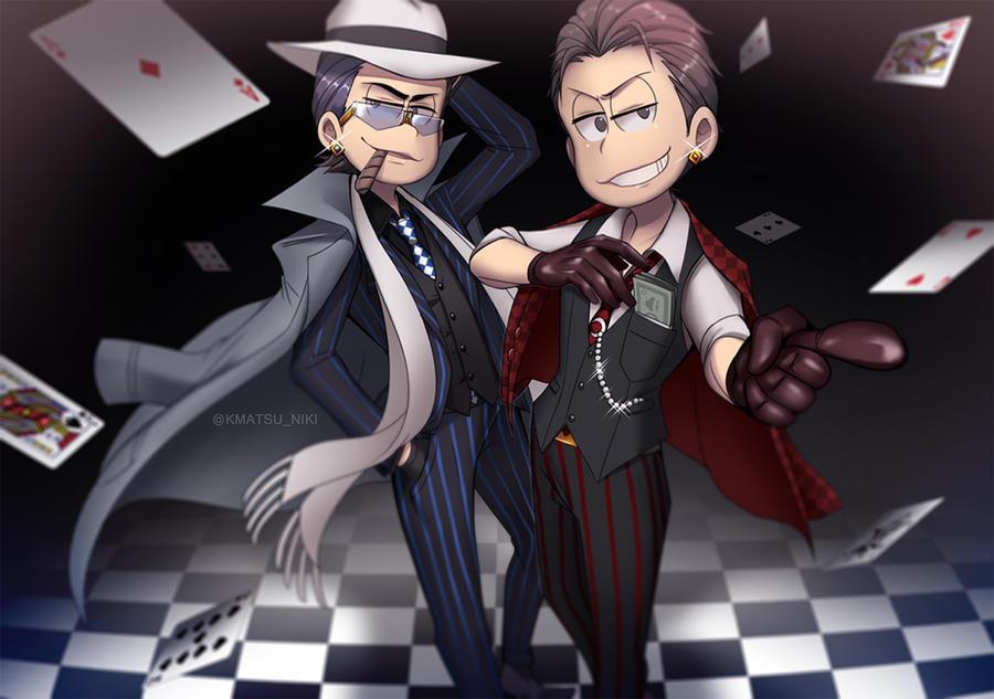 Osomatsu-san: Casino Choukei