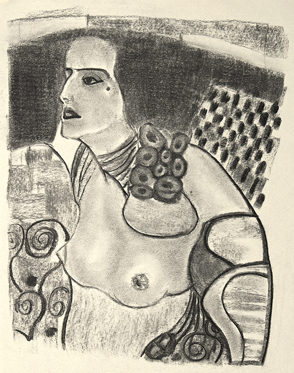 From Klimt by GGdraw
