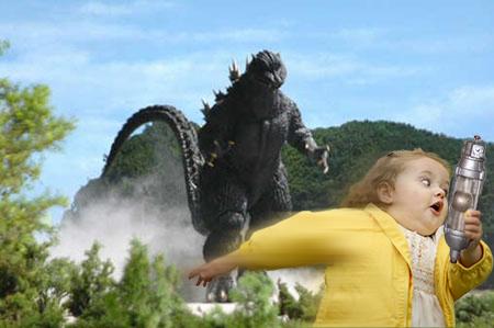 Insert Godzilla Theme by Scratts
