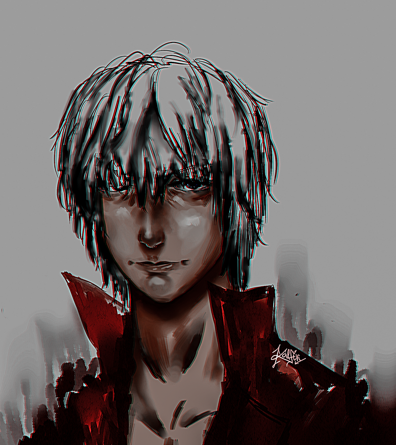 Dante by kalfiry