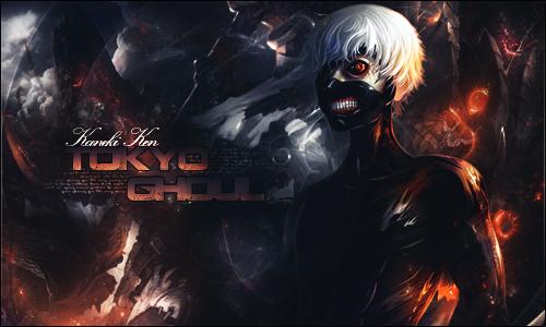 Tokyo Ghoul 02 by bleasse