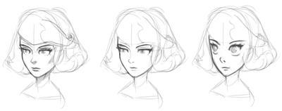 Zarala Styles Sketch by bleasse