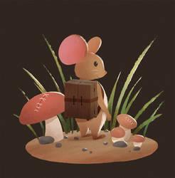 Healer mouse