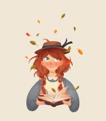 Anne Shirley (Anne of Green Gables novel serie)
