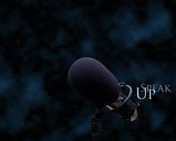 Speak Up by kkashifkhawaja