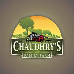Farm House Logo by kkashifkhawaja