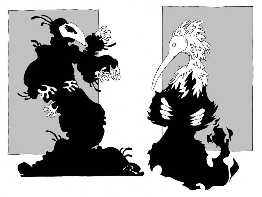 nemesis by LupinMaru