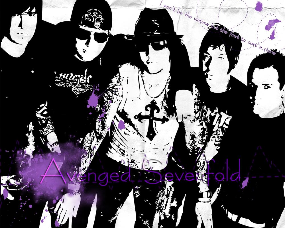 Avenged Sevenfold Wallpaper By Dreamyvale