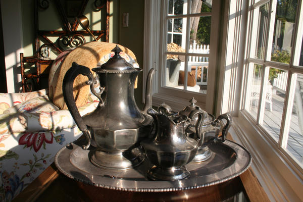 tea set 02 by Stephasaurus-Stock